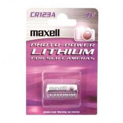 Batería Maxell CR123A