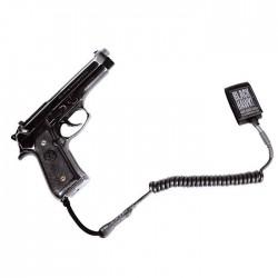 Correa Blackhawk Sujecion Pistola Anilla Metal