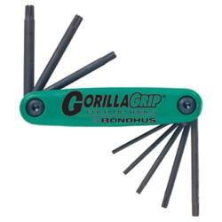 Llaves Bondhus Gorilla Grip...