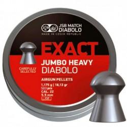 Balín JSB Jumbo Exact Heavy...
