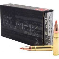 Munición Hornady .300 Blackout 110 gr V-MAX