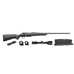 Rifle Winchester XPR + Visor + Monturas + Maletín