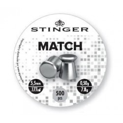 Balín Stinger 5.5 Match 250 und