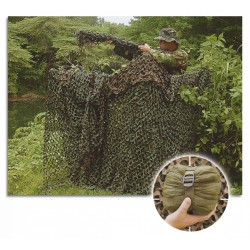 Red Camosystems Camo Verde 3x1.4m