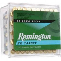 Munición Remington .22 LR Target 100 und