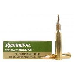 Munición Remington 30-06 Spr 165g. Accutip