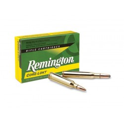 Munición Remington 30-06 Spr 125g. Core Lokt
