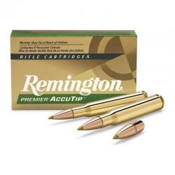 Munición Remington 7mm Rem Mag Accutip