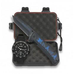 Caja Albainox Reloj y...