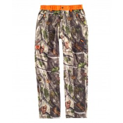 Pantalón Hunterteam Estampado Vegetal
