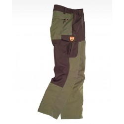 Pantalón Hunterteam Impermeable Combinado Oxford