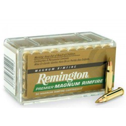 Munición Remington .17 HMR...