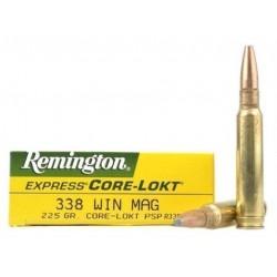 Munición Remington .338 WM...
