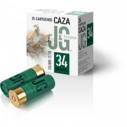 Cartucho JG 12 Caza 34 8