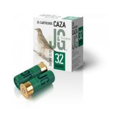 Cartucho JG 12 Caza 32 7