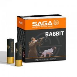 Cartucho SAGA 12 Rabbit 34...
