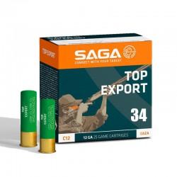Cartucho SAGA 12 Export 34...