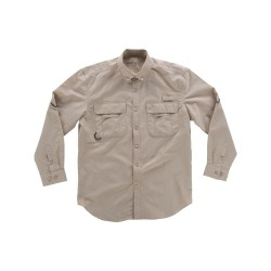 Camisa Workteam Basic Rejilla