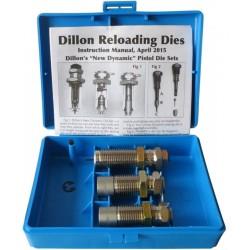 Dies Dillon Set 3 Piezas 9 Pb