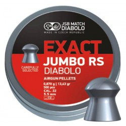Balín JSB Jumbo Exact RS...