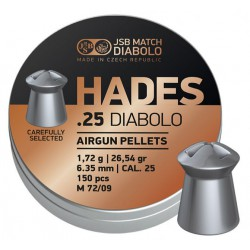 Balín JSB Hades 6.35 1.720...