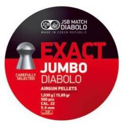 Balín JSB Jumbo Exact 5.52...