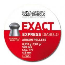 Balín JSB Exact Express...