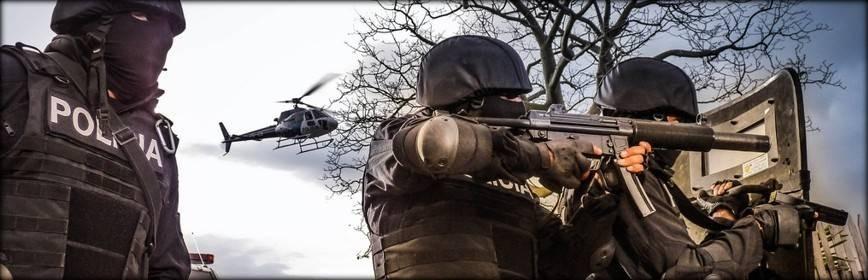 Policial Militar - Armería online