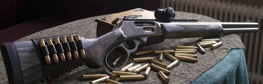 Rifles de Palanca - Armería Online