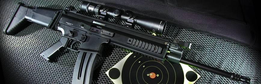 Carabinas tipo Militar - Armería Online