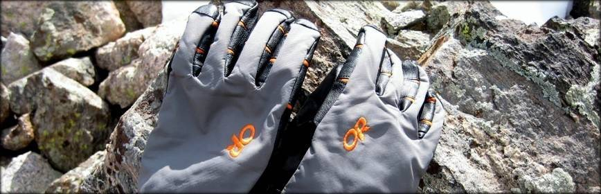 Guantes Outdoor