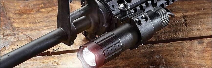 Linternas Tácticas - Iluminación - Armería Online