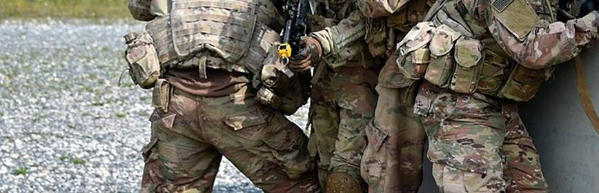 Equipo Molle - Policial Militar - Armería Online