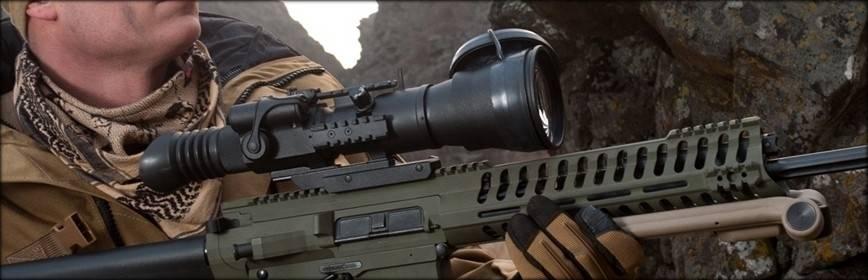 Visor Nocturno Rifle