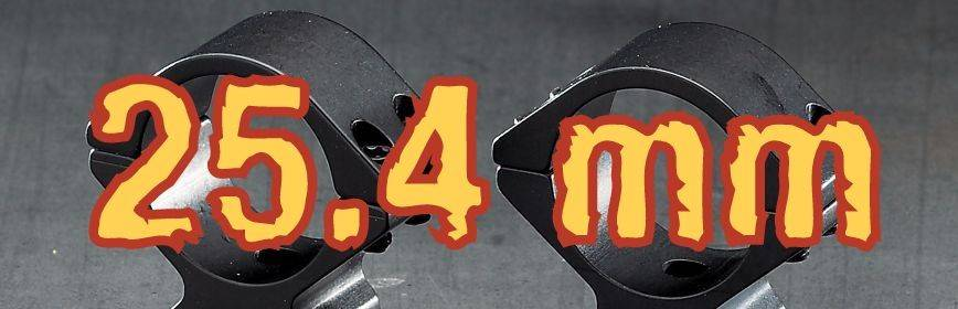 25.4 mm